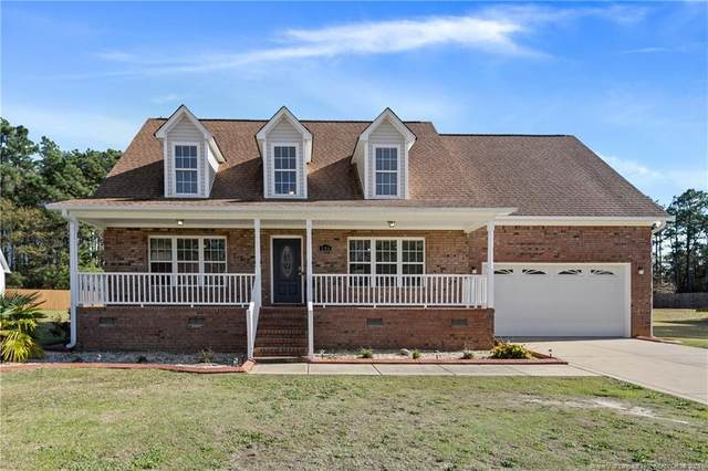 196 Lockhaven Place, Raeford, NC 28376 (MLS #646507) :: On Point Realty