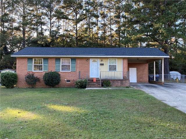 419 N Wright Street, Raeford, NC 28376 (MLS #646510) :: Freedom & Family Realty