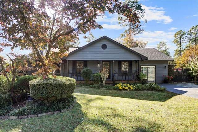7217 Clear Spring Drive, Fayetteville, NC 28314 (MLS #646515) :: Freedom & Family Realty