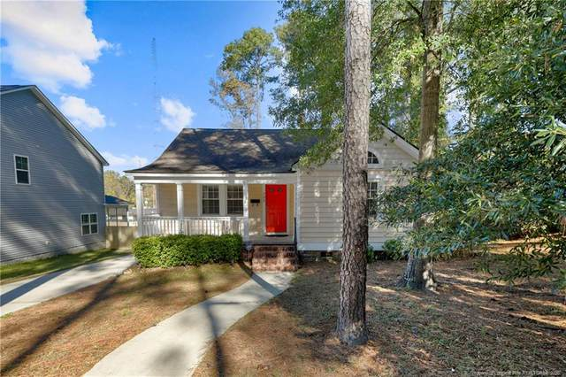 732 Kooler Circle, Fayetteville, NC 28305 (MLS #646522) :: The Signature Group Realty Team
