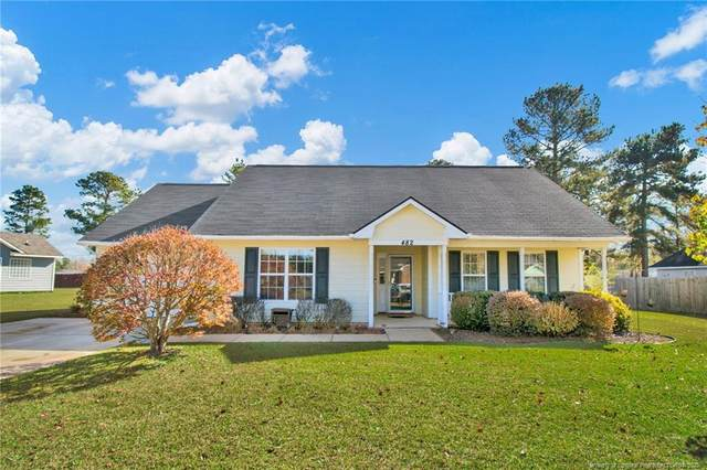 482 Northwoods Drive, Raeford, NC 28376 (MLS #646546) :: The Signature Group Realty Team