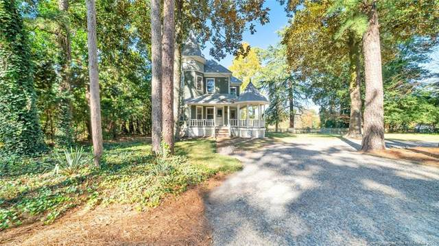 580 Kensington Road, Southern Pines, NC 28387 (MLS #646554) :: The Signature Group Realty Team