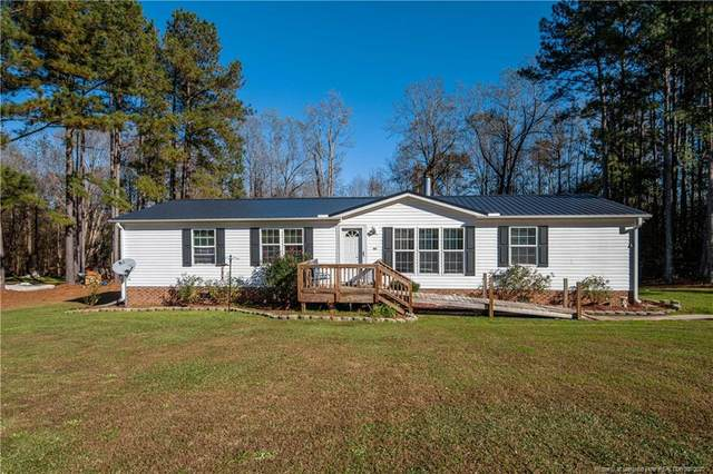 56 Red Oak Drive, Smithfield, NC 27577 (MLS #646558) :: The Signature Group Realty Team