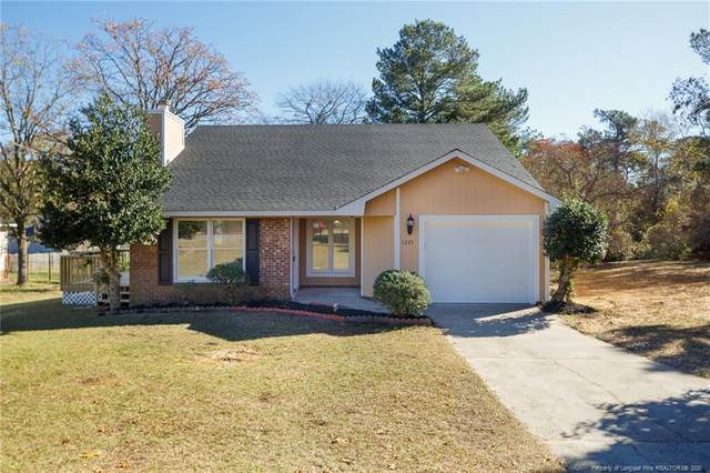 1225 Hoke Loop Road, Fayetteville, NC 28314 (MLS #646568) :: The Signature Group Realty Team