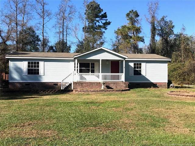 1449 Shaw Mill Road, St. Pauls, NC 28384 (MLS #646587) :: Moving Forward Real Estate