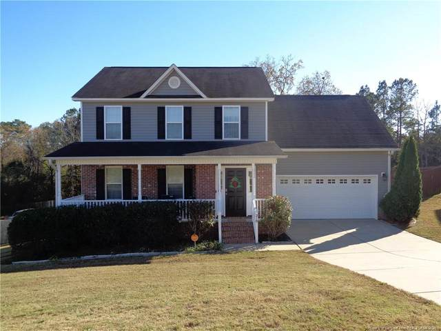210 Rolling Creek Drive, Raeford, NC 28376 (MLS #646597) :: The Signature Group Realty Team