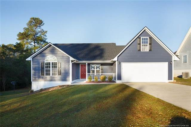 2556 Forest Lodge Drive, Fayetteville, NC 28306 (MLS #646606) :: The Signature Group Realty Team