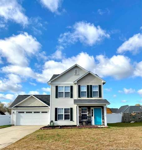 1208 Screech Owl Drive, Hope Mills, NC 28348 (MLS #646623) :: The Signature Group Realty Team