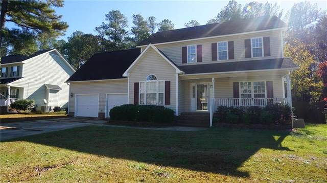 7822 Gaelic Drive, Fayetteville, NC 28306 (MLS #646628) :: The Signature Group Realty Team