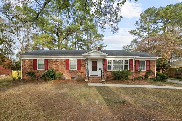 2610 Mirror Lake Drive, Fayetteville, NC 28303 (MLS #646631) :: Freedom & Family Realty