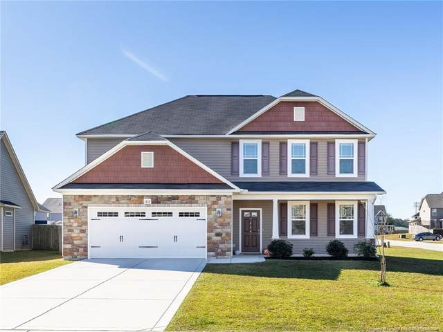 1618 Seattle Slew Lane, Hope Mills, NC 28348 (MLS #646632) :: The Signature Group Realty Team