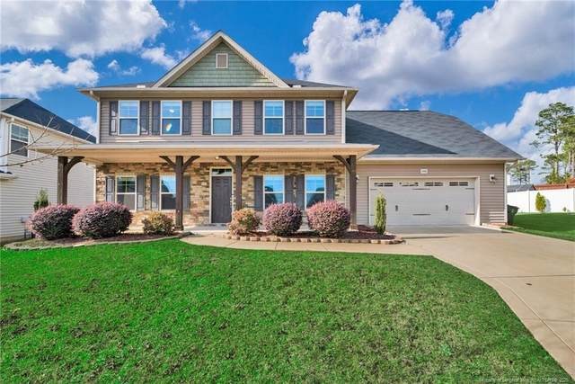 2408 Thomasville Court, Fayetteville, NC 28304 (MLS #646633) :: The Signature Group Realty Team