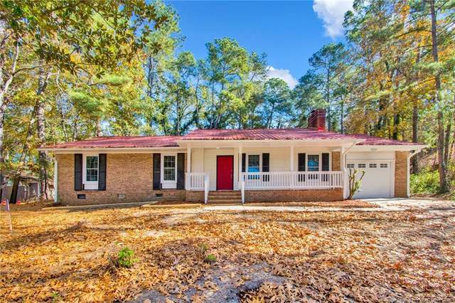 1607 Hickory Ridge Court, Fayetteville, NC 28304 (MLS #646640) :: The Signature Group Realty Team