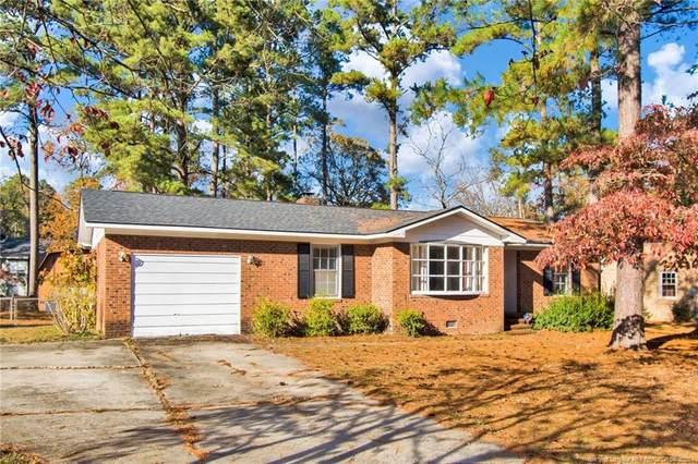 1707 Swann Street, Fayetteville, NC 28303 (MLS #646656) :: On Point Realty