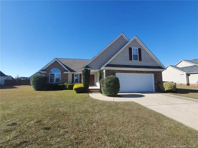 372 Morning Glory Drive, Raeford, NC 28376 (MLS #646663) :: The Signature Group Realty Team
