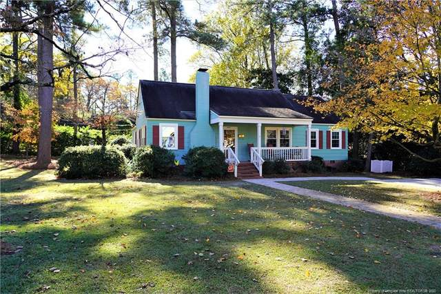 1803 Kelly Street, Fayetteville, NC 28305 (MLS #646669) :: The Signature Group Realty Team