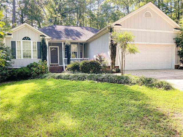 1366 Maryland Court, Sanford, NC 27332 (MLS #646670) :: The Signature Group Realty Team