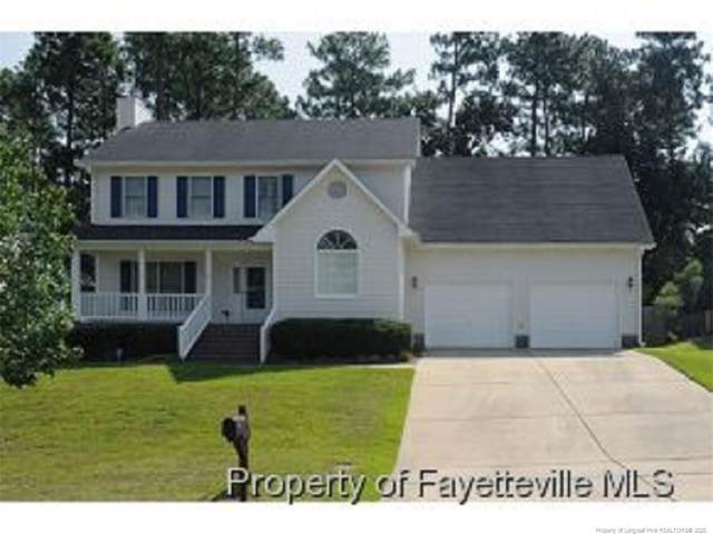 817 Larkspur Drive, Fayetteville, NC 28314 (MLS #646671) :: The Signature Group Realty Team