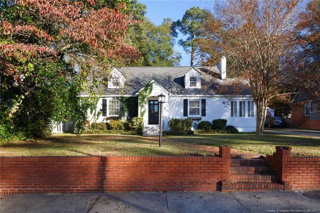 504 Martine Road, Fayetteville, NC 28305 (MLS #646677) :: The Signature Group Realty Team