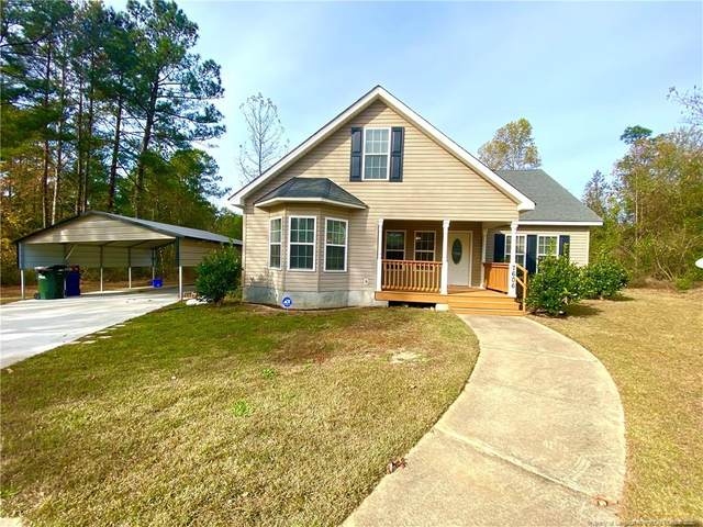 7606 Bolin Court, Fayetteville, NC 28303 (MLS #646710) :: The Signature Group Realty Team