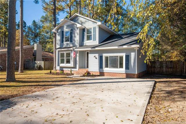 724 Glen Reilly Drive, Fayetteville, NC 28314 (MLS #646715) :: The Signature Group Realty Team