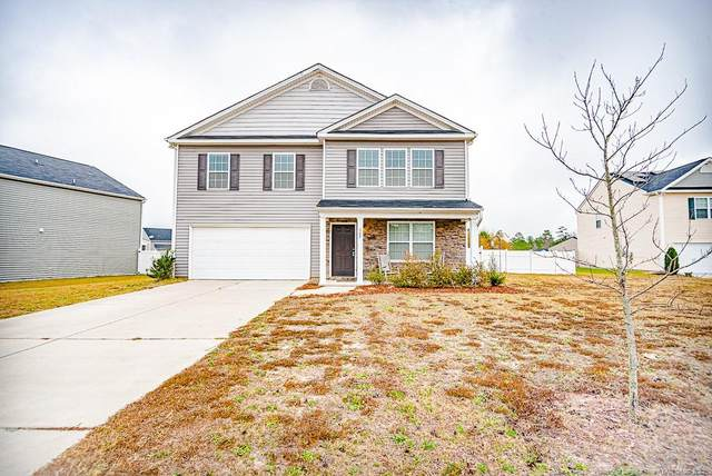 327 Battery Way, Bunnlevel, NC 28323 (MLS #646740) :: Moving Forward Real Estate
