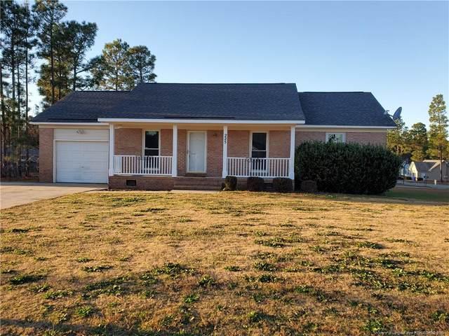 225 Eppingdale Drive, Spring Lake, NC 28390 (MLS #646741) :: Moving Forward Real Estate