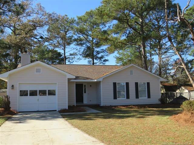 908 Bramblewood Court, Fayetteville, NC 28314 (MLS #646747) :: Freedom & Family Realty