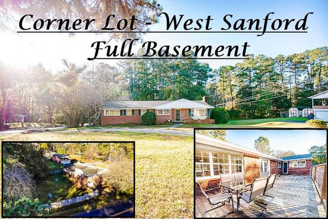 1809 Carbonton Road, Sanford, NC 27330 (MLS #646755) :: Freedom & Family Realty