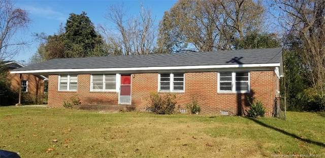 1020 Wayside Road, Fayetteville, NC 28314 (MLS #646760) :: Moving Forward Real Estate