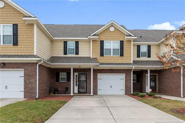 1122 Braybrooke Place 13H, Fayetteville, NC 28314 (MLS #646761) :: Moving Forward Real Estate