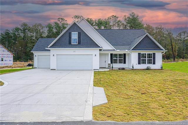 1065 Moonland Drive, Stedman, NC 28391 (MLS #646767) :: On Point Realty