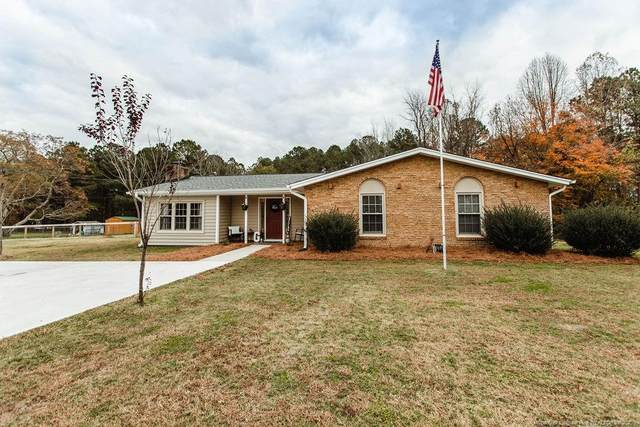 213 S Franklin Drive, Sanford, NC 27330 (MLS #646775) :: Moving Forward Real Estate