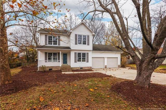 134 Green Spring Drive, Sanford, NC 27332 (MLS #646783) :: On Point Realty