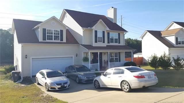 122 Kristin Avenue, Spring Lake, NC 28390 (MLS #646798) :: Moving Forward Real Estate