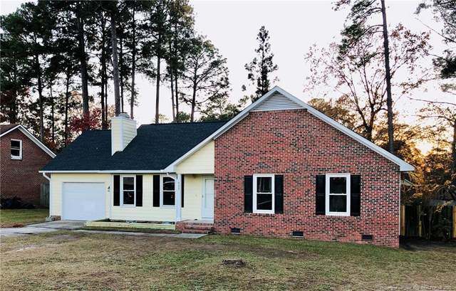 922 Rim Road, Fayetteville, NC 28314 (MLS #646802) :: Freedom & Family Realty
