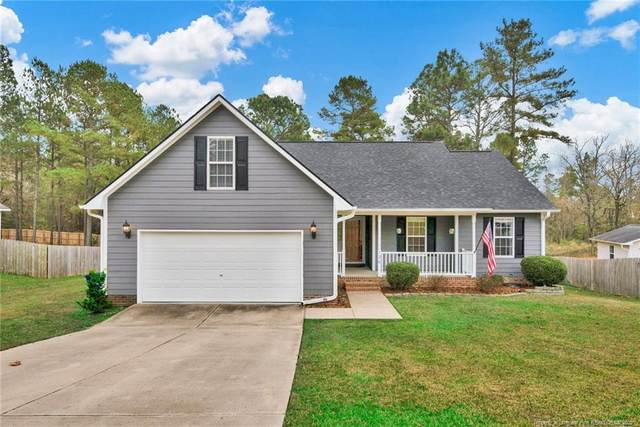126 Winterfield Drive, Raeford, NC 28376 (MLS #646812) :: Freedom & Family Realty