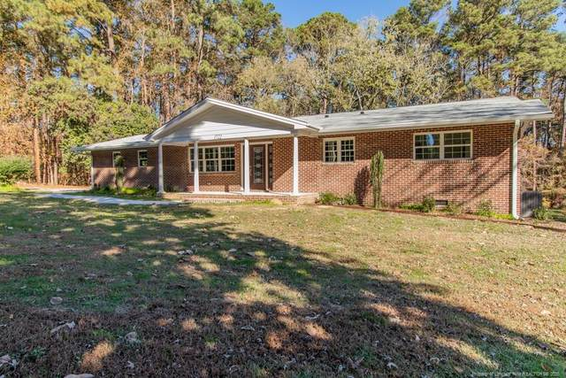 1722 Wilkins Drive, Sanford, NC 27330 (MLS #646814) :: The Signature Group Realty Team