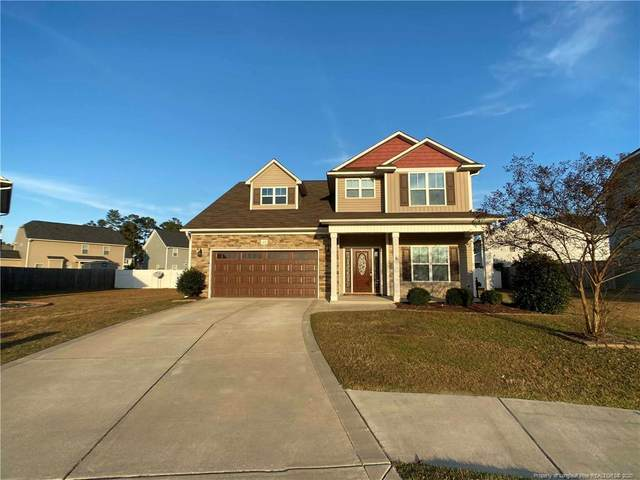122 Calvert Court, Raeford, NC 28376 (MLS #646831) :: On Point Realty
