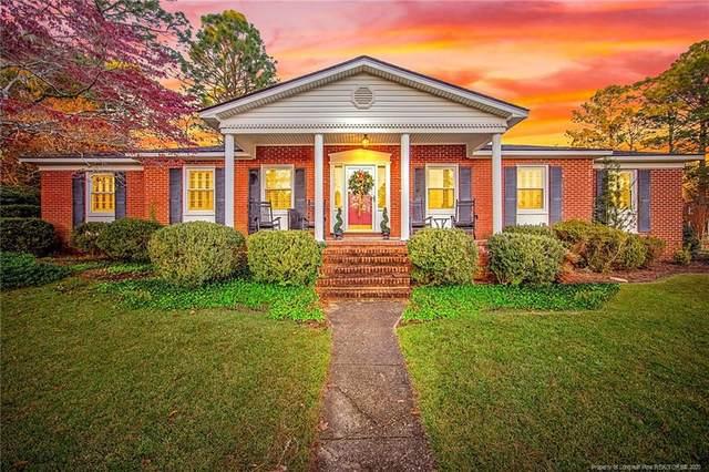 2502 Elmhurst Drive, Fayetteville, NC 28304 (MLS #646835) :: On Point Realty