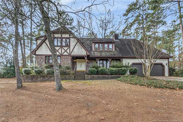5342 Clubhouse Lane, Hope Mills, NC 28348 (MLS #646847) :: On Point Realty