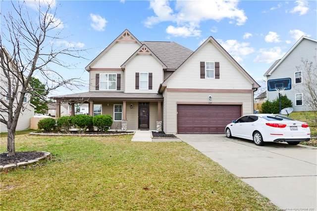 668 Highgrove Drive, Spring Lake, NC 28390 (MLS #646863) :: Moving Forward Real Estate