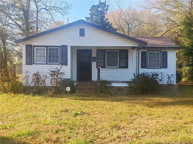 105 N 3rd Street, Maxton, NC 28364 (MLS #646867) :: The Signature Group Realty Team
