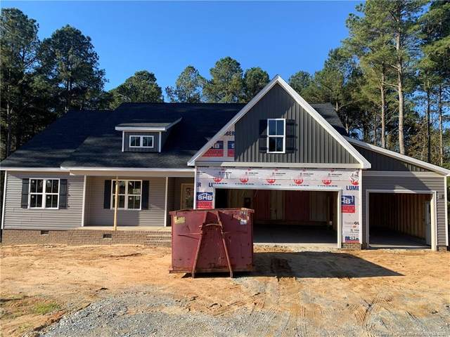 239 Ravens Row Drive, Benson, NC 27504 (MLS #646883) :: The Signature Group Realty Team