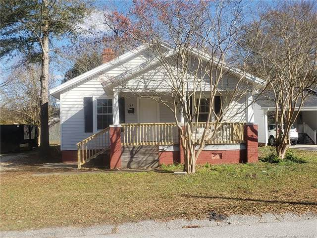 111 Holmes Street, Erwin, NC 28339 (MLS #646895) :: Freedom & Family Realty