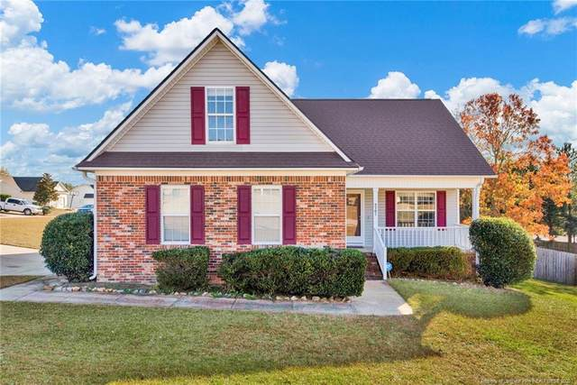 5707 Spreading Branch Road, Hope Mills, NC 28348 (MLS #646899) :: On Point Realty
