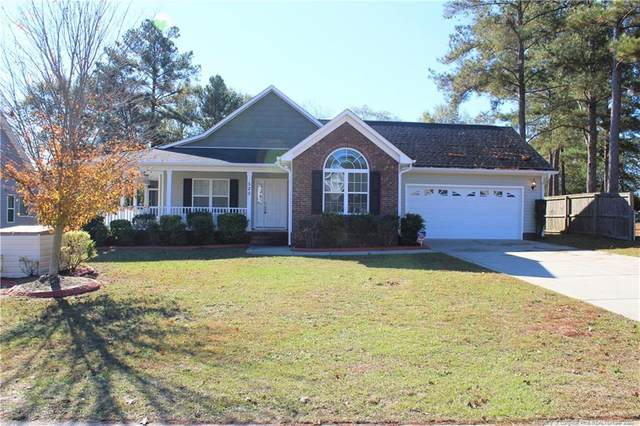 523 Hammond Farms Road, Hope Mills, NC 28348 (MLS #646915) :: On Point Realty