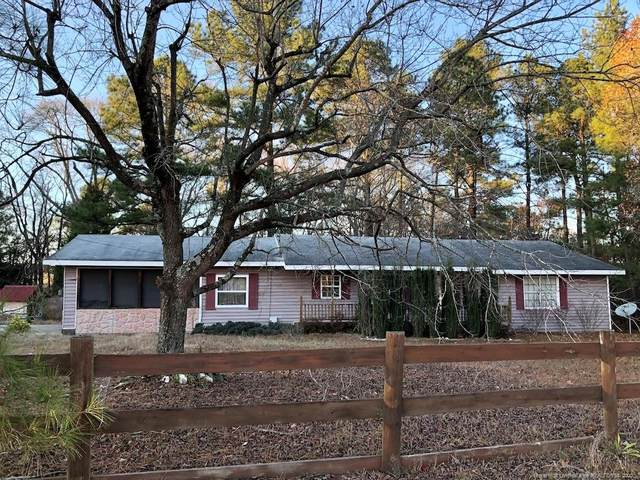 1372 Milton Welch Road, Cameron, NC 28326 (MLS #646920) :: On Point Realty