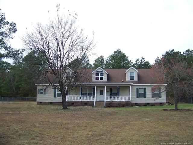 6164 Ellen Lane, Fayetteville, NC 28306 (MLS #646935) :: On Point Realty