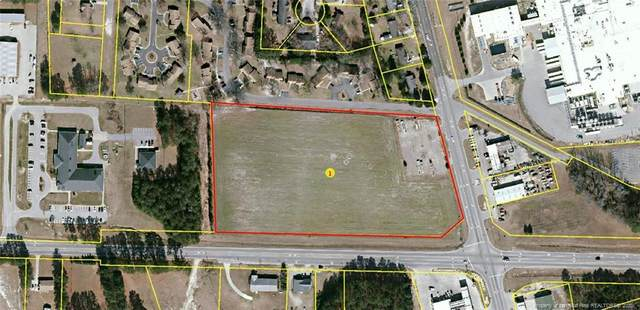 S. Main & E. Palmer Street, Raeford, NC 28376 (MLS #646956) :: Moving Forward Real Estate